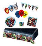 Avengers feestpakket Deluxe