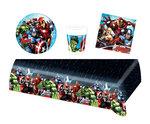 Avengers feestpakket