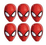 Spiderman feest maskers