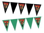 Gepersonaliseerde vlaggenlijn Ninjago thema voorbeeld