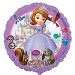 Sofia het Prinsesje foil ballon