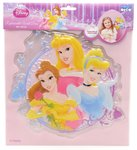 Disney Princess 3D muur decoratie medium