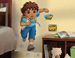 Diego  XL wanddecoratie voorbeeld
