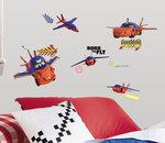Disney Planes matter 44 delig wanddecoratie muurstickers set voorbeeld