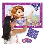 Sofia het Prinsesje party game vind de amulet
