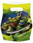 Teenage Mutant Ninja Turtles uitdeelzakjes