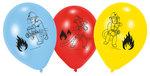 Brandweerman Sam ballonnen