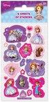 Sofia het Prinsesje traktatie stickervellen