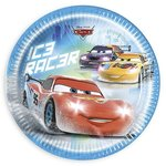 Disney Cars party bordjes Ice
