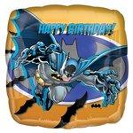Batman Happy Birthday foil ballon