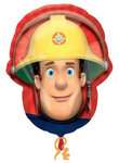 Brandweerman Sam foil ballon special