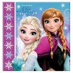 Disney Frozen servetten Noorderlicht