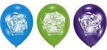 Teenage Mutant Ninja Turtles ballonnen Tricolor