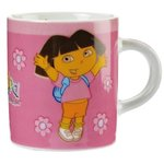 Dora Explorer kinder mok