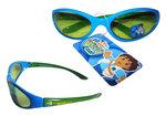 Diego zonnebril blauw & groen