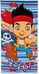 Disney Jake en de nooitgedachtland piraten strandlaken