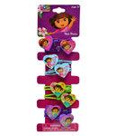 Dora Explorer haarknockers of haarelastiekjes
