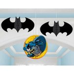 Batman 3 delig plafond decoratie