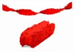 crepe slinger rood