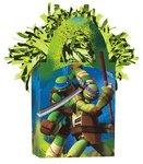 Ninja Turtles ballon gewicht