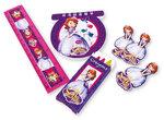 Sofia het Prinsesje uitdeel cadeautjes partypack 20-delig