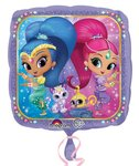 Shimmer and Shine folie ballon