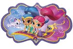 Shimmer and Shine super shape folie ballon
