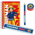 Brandweerman Sam uitdeelcadeautjes