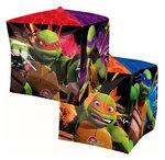 Teenage Mutant Ninja Turtles Cubez folie ballon