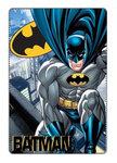 Batman fleece deken