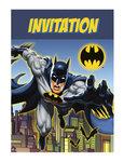 Batman uitnodigingen