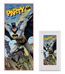 Batman verjaardag deurbanner