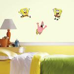 Spongebob foam wanddecoratie elementen voorbeeld