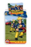 Brandweerman Sam dekbedovertrek 1 persoons katoen