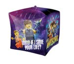 Lego Movie folie ballon Cubez