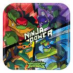 Teenage Mutant Ninja Turtles party bordjes 2018