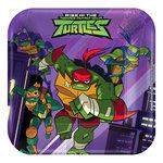 Teenage Mutant Ninja Turtles gebaksbordjes 2018