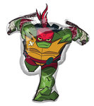 Ninja Turtles folie ballon Shape Raphael