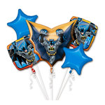 Batman folie ballonnen set