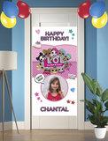 Gepersonaliseerde deurbanner LOL Surprise