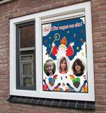 Sinterklaas raamposter