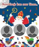 Sinterklaas banner