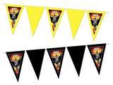 Gepersonaliseerde vlaggenlijn Batman thema voorbeeld