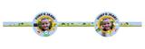 Gepersonaliseerde honeycomb 3 delig set Super Mario thema voorbeeld