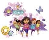 Dora and Friends XL muursticker