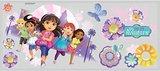 Dora and Friends XL waddecoratie
