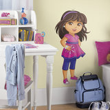 Dora Explorer and Friends XL wandsticker