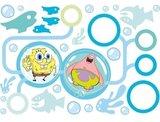 Spongebob XL muursticker