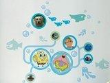spomgebob maxi sticker
