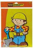 Bob de bouwer foam muurdecoratie verpakt